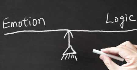 emotion vs logic balance for the emotional investor | Sheaff Brock