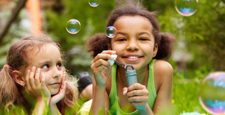 "girls blowing bubbles, Sheaff Brock CIO looks at market ""bubbles"""