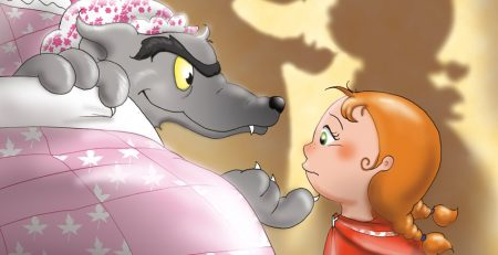 big bad wolf with little red riding hood, Sheaff Brock reviews potential tax hikes