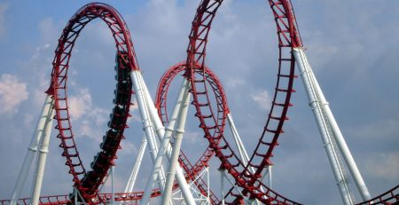 Market Volatility | Heart-Shaped Roller Coaster Ride | Sheaff Brock Perspectives