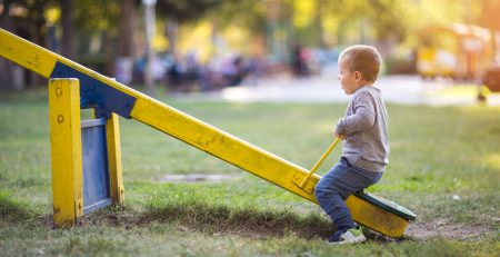 Sheaff Brock Discusses Risk and Volatility | Child on Teeter Totter